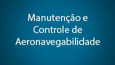 manutenção e controle