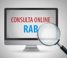 consulta ao rab