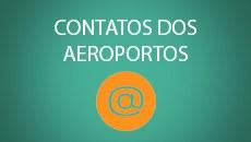 Contatos dos Aeroportos
