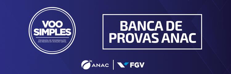 Exames teóricos da ANAC são aplicados pela FGV