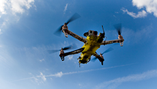 Classification of drones - RPA